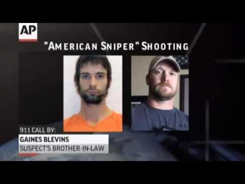 Top Sniper Chris Kyle Killing - 911 Call - PTSD - More Questions
