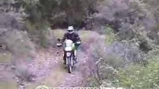 3. 2008 Kawasaki KLR650 Dual Sport First Ride - MotoUSA
