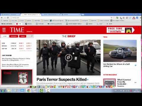 Что такое CMS WordPress | Какие сайты можно создавать на WordPress - видео