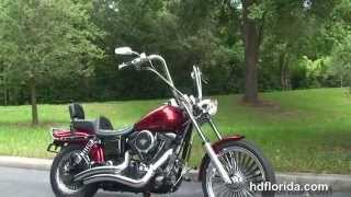 9. Used 1998 Harley Davidson Dyna Wide Glide Motorcycles for sale - Clearwater Beach, FL