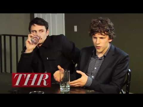 THR - Actors Jesse Eisenberg ('The Social Network'), James Franco ('127 Hours'), Mark Ruffalo ('The Kids Are All Right'), Colin Firth ('The King's Speech'), Ryan G...
