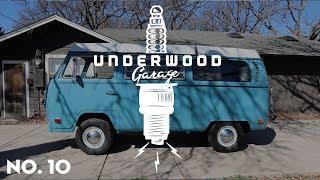 Smaller Details 1970 VW Bus Restoration | Underwood Garage 10