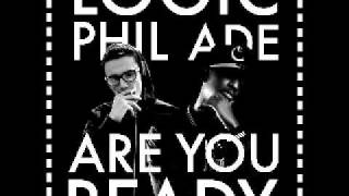 Thumbnail for Logic ft. Phil Ade — Are You Ready