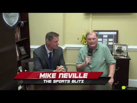 The Sports Blitz, Interview with Ken Tyler