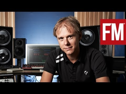 Studio - Armin van Buuren's CV explains it all. He's had five Number 1 spots on the DJ Top 100, he regularly works the booth around the globe, playing to over 30000 ...
