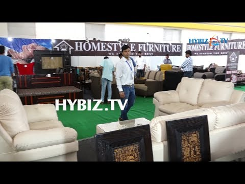 , Home Furniture Expo 2017 Hitex Hyderabad