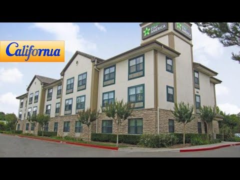 Extended Stay America - Fairfield - Napa Valley, Fairfield Hotels - California