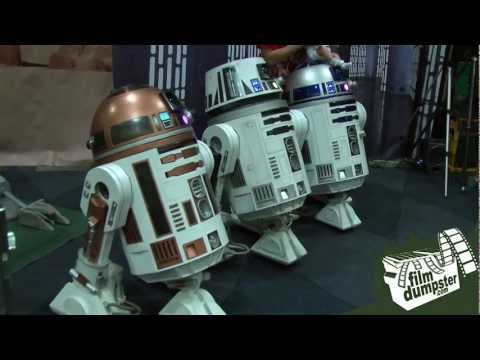Fan Expo Canada 2012:   Film Dumpster Coverage Part 1