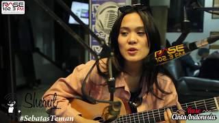 Sheryl Sheinafia - Sebatas Teman ( Live di Rase Cinta Indonesia)
