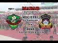 MDC YPRU Guyangan vs BSMB Salafiyah - Mabar damai cover