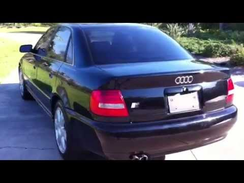 2000 Audi S4 OFFICIAL TEST DRIVE REVIEW – ENGINE, EXHAUST, SPECS, TEST DRIVE