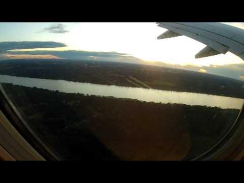 Decolagem (Takeoff) no Aeroporto Internacional de Porto Velho — Governador Jorge Teixeira HD