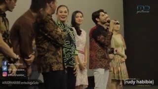 Nonton Perjalanan Team Rudy Habibie (Habibie & Ainun 2) #RUDYHABIBIEserbuJogjaSolo Film Subtitle Indonesia Streaming Movie Download