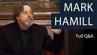 Video Mark Hamill | Full Q&A | Oxford Union MP3, 3GP, MP4, WEBM, AVI, FLV Juni 2018