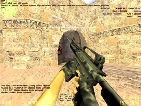 Counter Strike 1.5 de_dust2