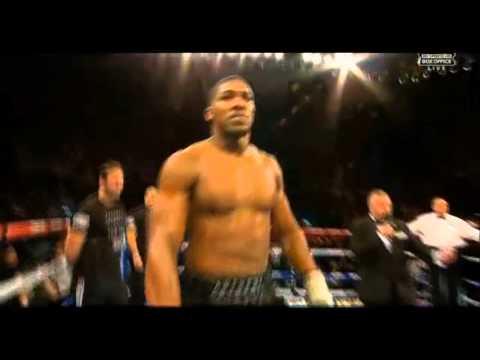 Joshua - Anthony Joshua vs Michael Sprott TKO 1 Round Full Fight.