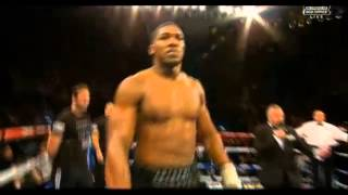 Anthony Joshua vs Michael Sprott