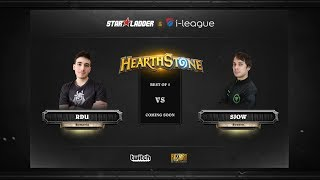 Rdu vs Sjow, game 1