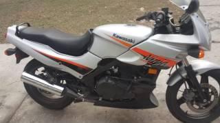 10. 2004 Kawasaki EX500