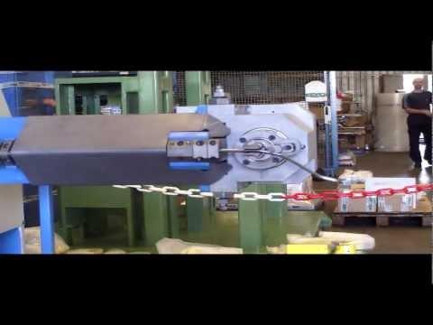 OMAS giętarka drutu CNC CEB 606 part 1