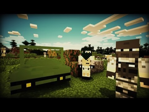 Minecraft battlefield mod minecraft mod showcase minecraft smp content
