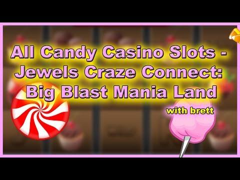 All Candy Casino Slots – Jewels Craze Connect: Big Blast Mania Land W/ Brett iOS TUTORIAL iPod iPad