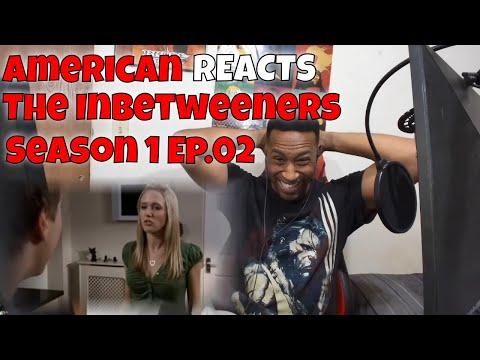 (Copyright-Safe) American Reacts To The Inbetweeners Season 1 Ep.02 | DaVinci REACTS