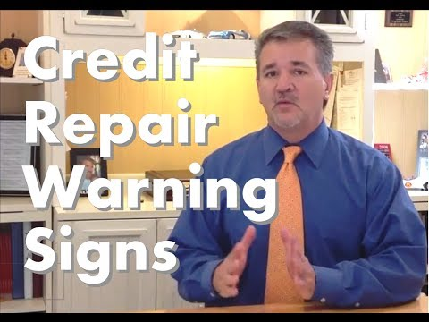 0 Credit Repair Reviews and my Top 10 Credit Repair Warning Signs