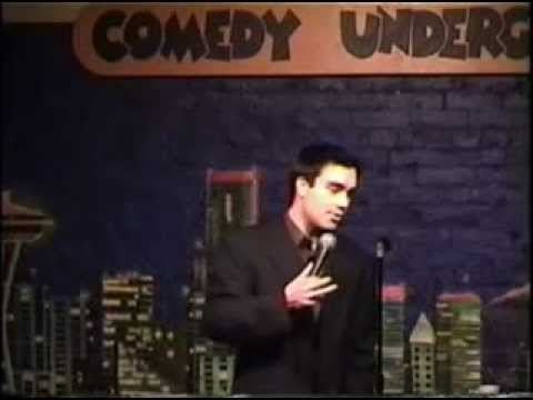 Joe Larson - Stand Up Comedy 2