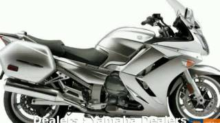 1. 2010 Yamaha FJR 1300A Specification