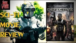 Nonton DEFECTIVE ( 2017 Dennis Andres ) Cyborg Cop Sci-Fi Movie Review Film Subtitle Indonesia Streaming Movie Download