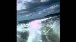 10. 2008 seadoo wake GTX 155 jumping boat waves