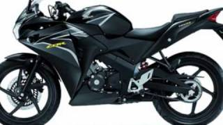 2. Honda CBR 250R Model and Specification