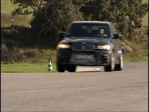 BMW X5 M and X6 M at Ascari race track,Spain