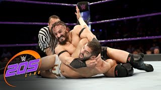 Nonton Neville Vs  Ariya Daivari  Wwe 205 Live  Sept  26  2017 Film Subtitle Indonesia Streaming Movie Download