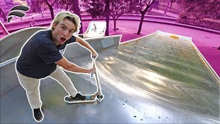 RIDING WORLDS BIGGEST PUBLIC SLIDES!