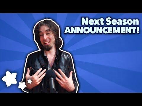 ANNOUNCEMENT: Next Season of Extra Sci Fi!