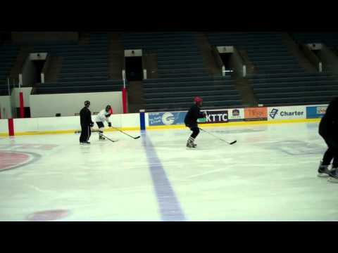 1st Session: Backwards Skating drills