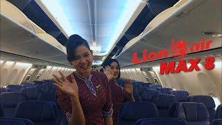 Video Lion Air B737 MAX 8 Flight VLOG! Baru & Nyaman! + CGK T1 Lounge Review MP3, 3GP, MP4, WEBM, AVI, FLV Maret 2019