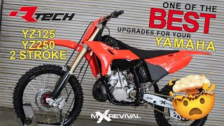 10. One of *THE BEST* Upgrades For Your Yamaha YZ125 or YZ250 Two Stroke