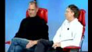 Steve Jobs and Bill Gates Together: Part 1       - YouTube