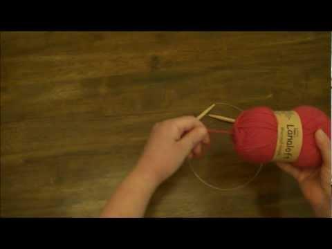 Stricken lernen für Linkshänder – Der Maschenanschlag.wmv