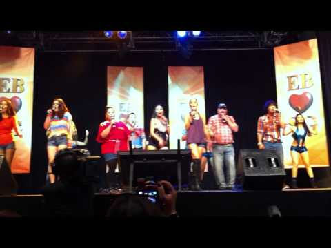 Eat Bulaga @ Singapore – Oct 30, 2011 part 1