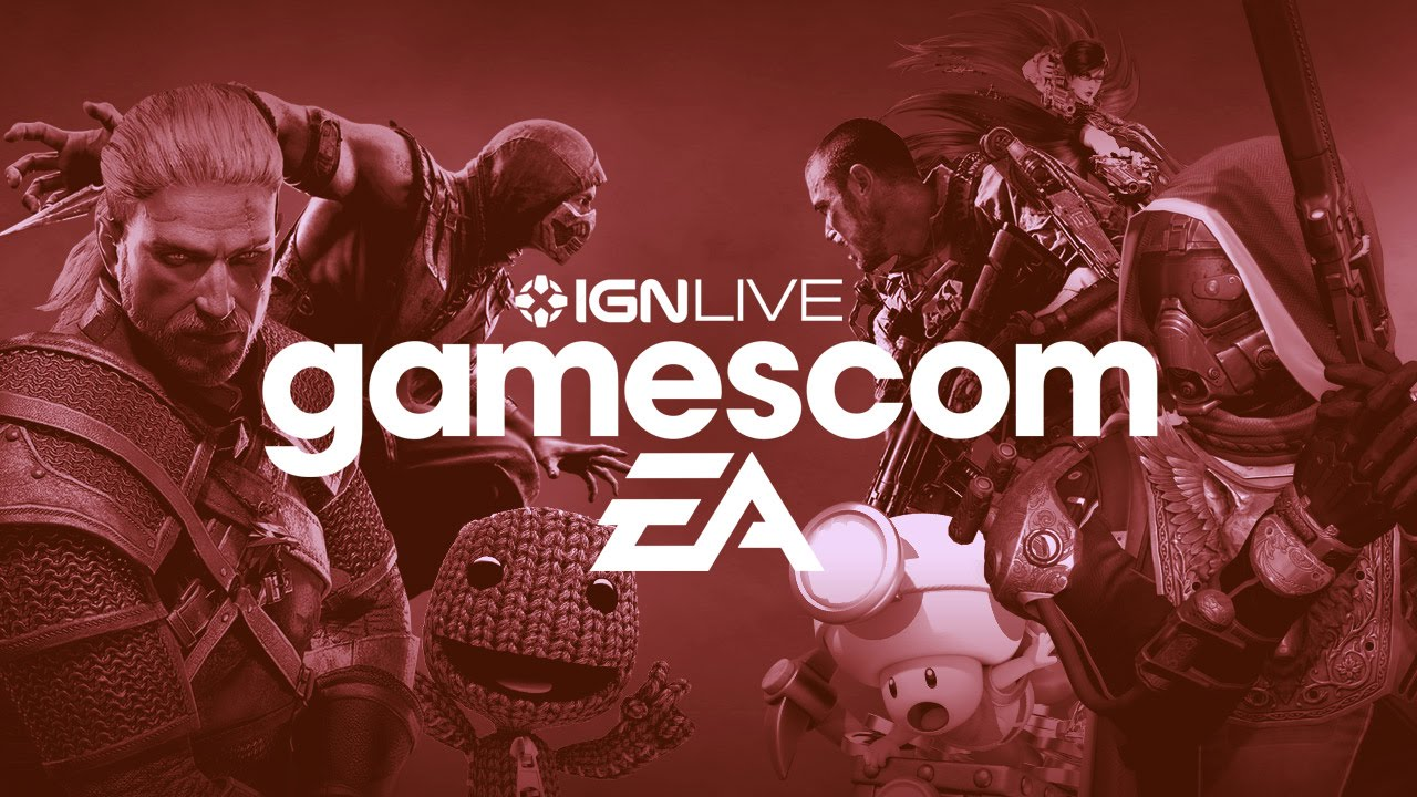 EA Press Conference [Gamescom 2014]