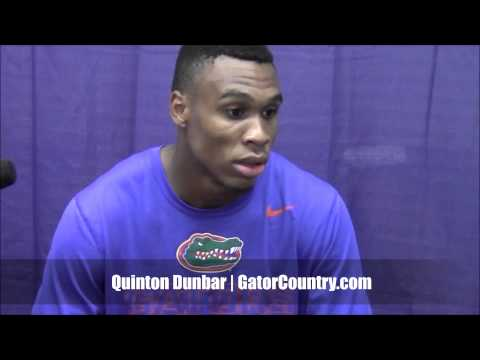 Quinton Dunbar Interview 9/4/2013 video.