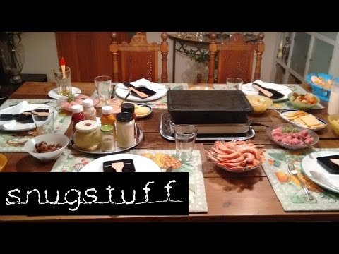 Raclette , Wie Funktioniert Es / Was Braucht Man? // Episode 0012