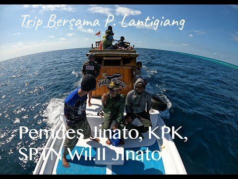 Berwisata dengan Pemdes Jinato, Komunitas Pemuda Konservasi di Pulau Lantigiang