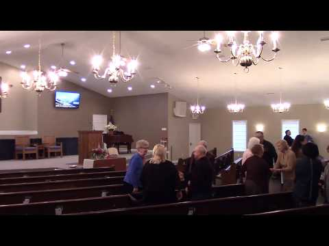 Good evening messages - Am I Ready to Meet the Lord - Pastor Ricky Brown - Sunday Evening, February 18, 2018