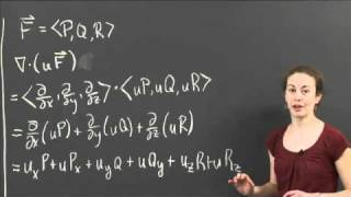 Del And The Product Rule | MIT 18.02SC Multivariable Calculus, Fall 2010
