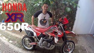 2. Tips & Trik - Ngidupin Honda XR650R